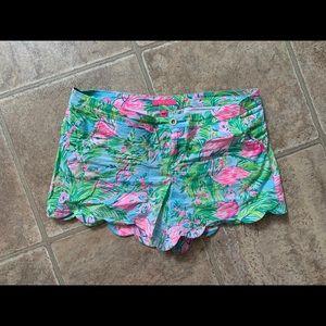 size 16 floridita Lilly Pulitzer shorts